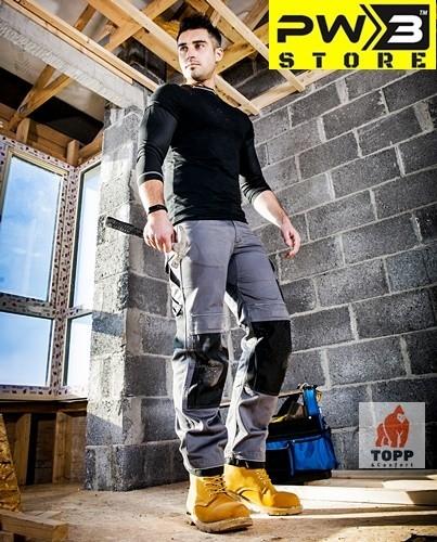 Pantaloni de lucru PW3 constructii