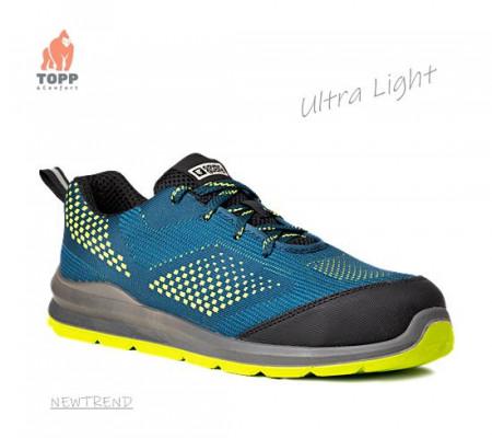 Pantofi de lucru cu bombeu tip adidasi New Light