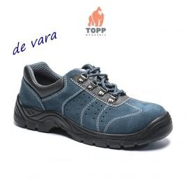 Pantofi de protectie S1P de vara, talpa rezistenta la ulei si la alunecare