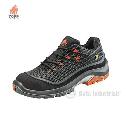 Pantofi protectie tehnologie microfibra Bata S1P