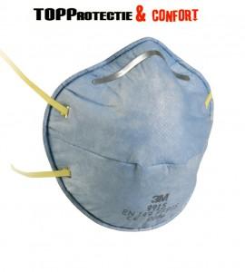 Semi masca 3M protectie FFP1 NR D cu carbune activ,fara supapa - PRET 20BUC