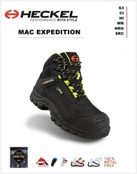 Bocanci de protectie impermeabili Heckel Expedition GoreTex