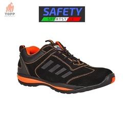 Pantofi de lucru tip sport cu bombeu otel S1P modern Design Pro