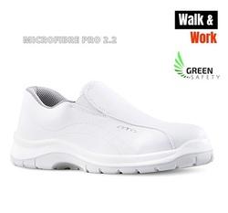 Pantofi de protectie albi Horeca barbati, femei