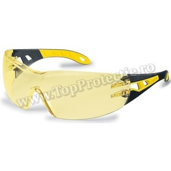 Alege setul promotional ochelari de soare si protectie Uvex safety Pheos pret redus