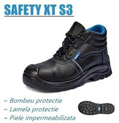 Bocanci Raven Safety XT S3 lucru si protectie nou PRO 2