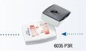 Filtre protectie particule 3M 6035 P3R