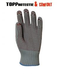 FINAL - Manusi protectie din fir nylon gros, rezistente la tăiere şi uzură