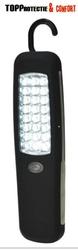 Lampa garaj si lucru tip lanterna 24 LED 70 lumeni