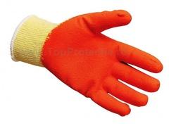 Manusi de protectie Latex Flex A150 portocaliu