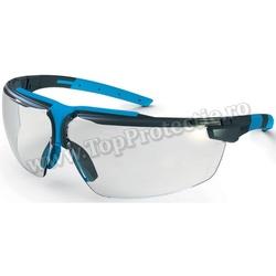 Ochelari de protectie rezistent la zgarieturi, Uvex