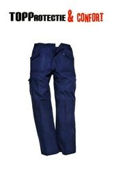 Pantaloni de lucru clasic Action cu finisaj rezistent la murdarire TexPel