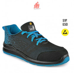 Pantofi de protectie ESD S1P usori Safety Sport