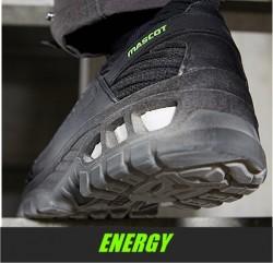 Pantofi protectie Mascot Energy negri