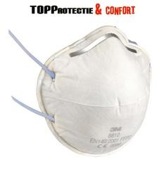 Semi masca protectie 3M FFP2 NR D fara supapa - PRET 20BUC