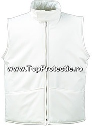 Vesta alba impermeabila echipamente de protectie