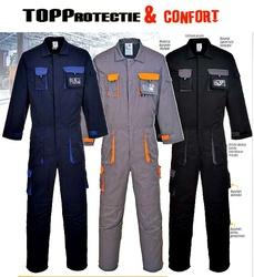 Combinezon de lucru Texo Contrast, confortabil, rezistent