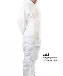 Combinezon de protectie praf si particule cat 1