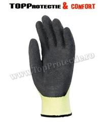 FINAL - Manusi de protectie pentru solicitare mecanica extrema,Taeki,galben fluo