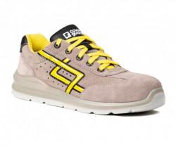 Pantofi protectie vara S1P din piele