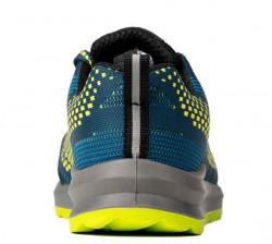 Pantofi de lucru cu bombeu tip adidasi Abastru
