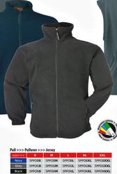 Pulover jacheta polar Gri simplu de lucru