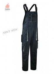 Salopeta de lucru Navy tercot 245 New