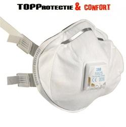 Semi masca protectie 3M FFP2 R D cu supapa - PRET 5BUC