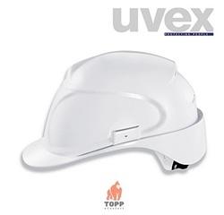 Casca de protectie Basic Uvex Airwing Alba