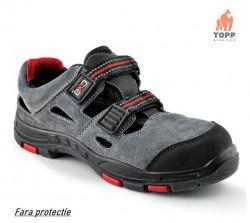 Pantofi tip sandale fara bombeu