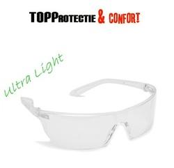 Acest model de ochelari este foarte usor Lightlux 16g