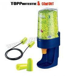Antifoane interne verzi UV, bună vizibilitate, formă cilindrică, rotunjită, flexibilă, de înaltă performanță