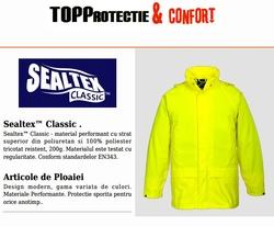 Jacheta ploaie profesionala pentru ambarcatiuni, vapor Sealtex Classic