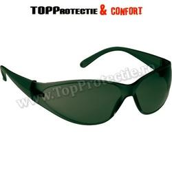 Ochelari de protectie verde cu strat UV