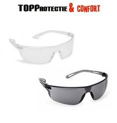 Ochelari protectie UV Lightlux foarte usori incolor si fumuriu