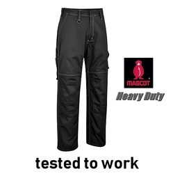 Pantaloni de lucru industriali Heavy Duty Mascot LICHIDARE S