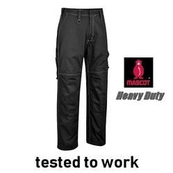 Pantaloni de lucru industriali Heavy Duty Mascot Riverside