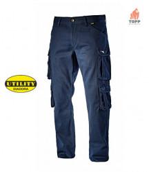 Pantaloni lucru DIADORA HOLSTER flexibil