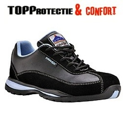 Pantofi de protectie S1P HRO pentru dama confortabili