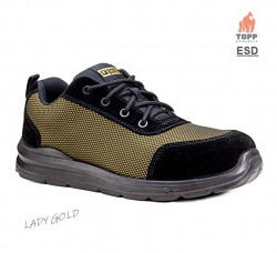 Pantofi protectie femeiGOLD S1P SRC