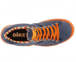 Pantofi S3 piele nappa Vintage albastru