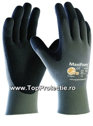 Manusi de protectie ATG MaxiFoam 34-900 precizie Excelenta dexteritate si flexibilitate