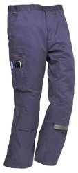Pantaloni talie de lucru BradFord cu talie elastica