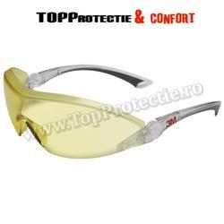 Ochelari de protectie 3M UV400, antizgariere,antiaburire