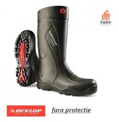 Cizma PU Flex Dunlop Purofort fara protectie metalica
