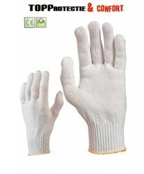 Manusi tricotate, din fir poliamidă 100% , manseta elastica