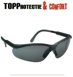 Ochelari de protectie cu lentile fumurii antiaburire Miralux