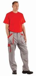 Pantalon de lucru salopeta BiColor Gri doc
