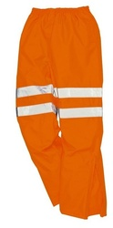 Pantaloni ploaie impermeabil-respirabil Breathable Extrem Fluo reflex RT61