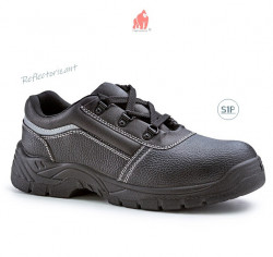 Pantofi de protectie varianta economica pentru constructii S1P